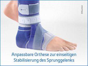 Anpassbare-Orthese-zur-einseitigen-Stabiliserung-des-Sprunggelenks