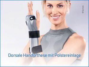 Dorsale-Handorthese-mit-Polstereinlage