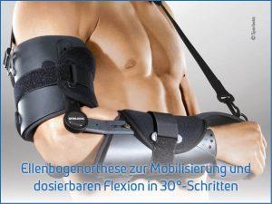 Ellenbogenorthese-zur-Mobiliserung-und-dosierbaren-Flexion-in-30°-Schritten-1
